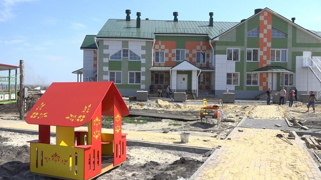 Два на Сабуровской, один на Белом Баке: где появятся новые детские сады?