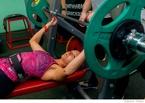 Тренируемся с умом: качаем грудные мышцы