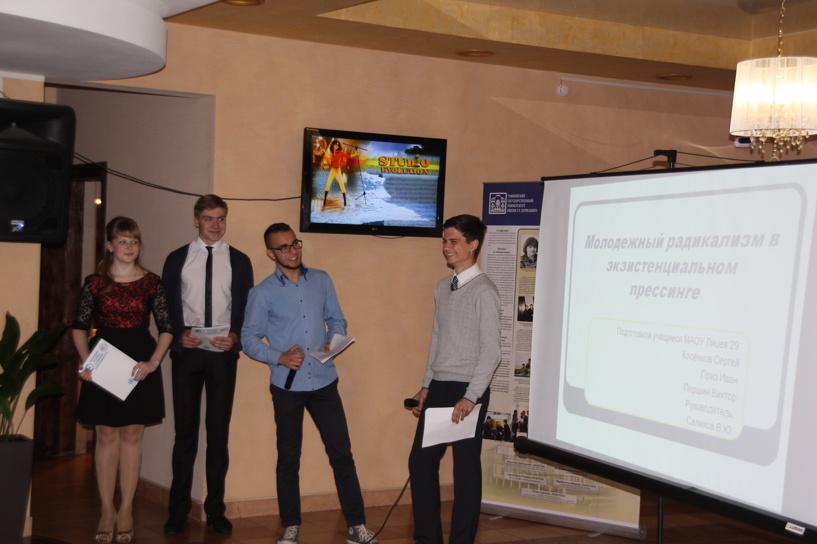 В Тамбове выбрали лучшие школьные проекты для участия в молодёжном форуме