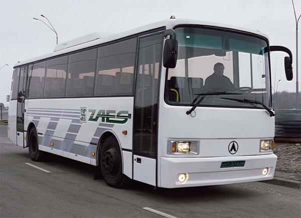 Автобусы ЛАЗ будут собирать в Мичуринске