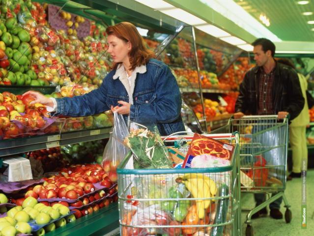 Оборот розничной торговли на Тамбовщине вырос на 10%