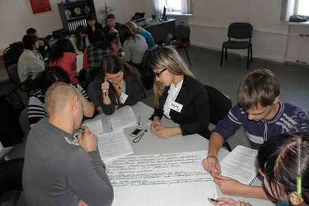 В Тамбове заработала Школа молодежного предпринимательства