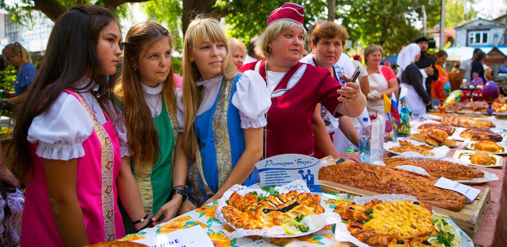 Два тамбовских фестиваля вошли в топ-10 гастрономических событий осени
