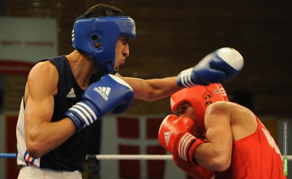 На всероссийском турнире тамбовские боксеры завоевали две «бронзы»
