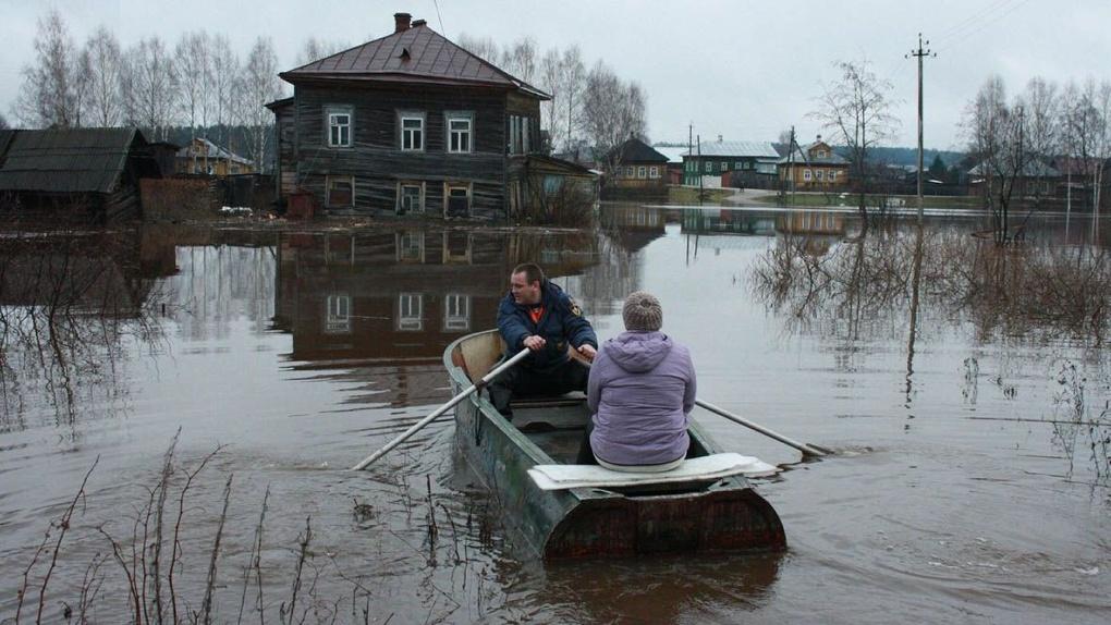 Прогноз неутешительный: ближайшие поездки на дачу придется отложить из-за паводка