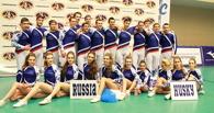 «Хаски» стали кандидатами в мастера спорта России по черлидингу