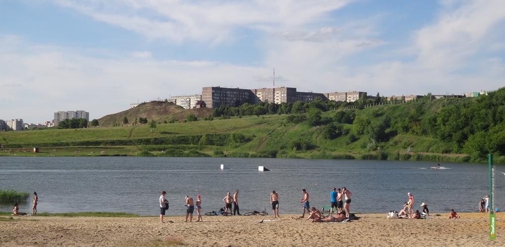 В границах города можно купаться только на одном пляже