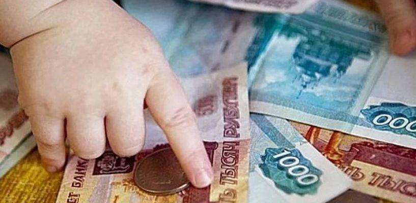 Среднестатистический тамбовский алиментщик должен около 93 тысяч рублей
