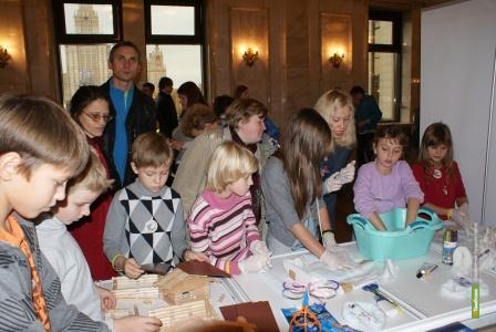 В школе «Сколково-Тамбов» появится интерактивный центр