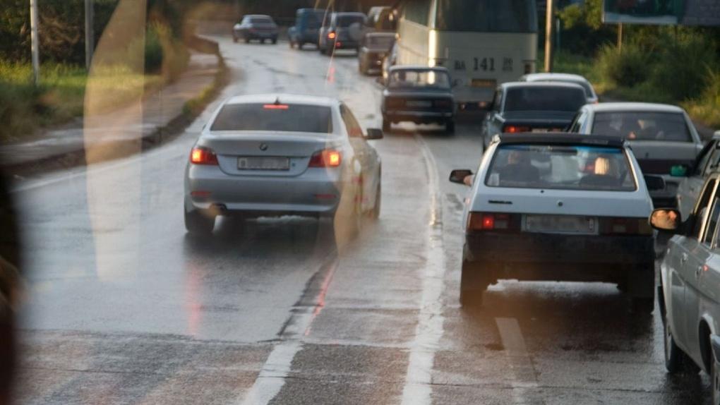 Почти 300 ДТП в Тамбовской области произошло из-за выезда на встречную полосу
