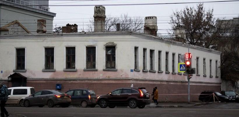 Администрация Тамбова приостановила снос исторического здания в центре города