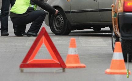 В Тамбове иномарка сбила молодого мужчину