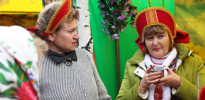 Покровская ярмарка попала в ТОП-10 лучших фестивалей это осени