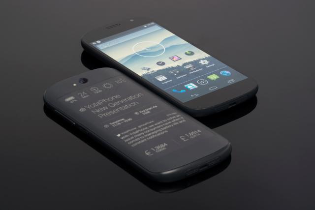 YotaPhone погнался за iPhone и подорожал до 40 тысяч рублей