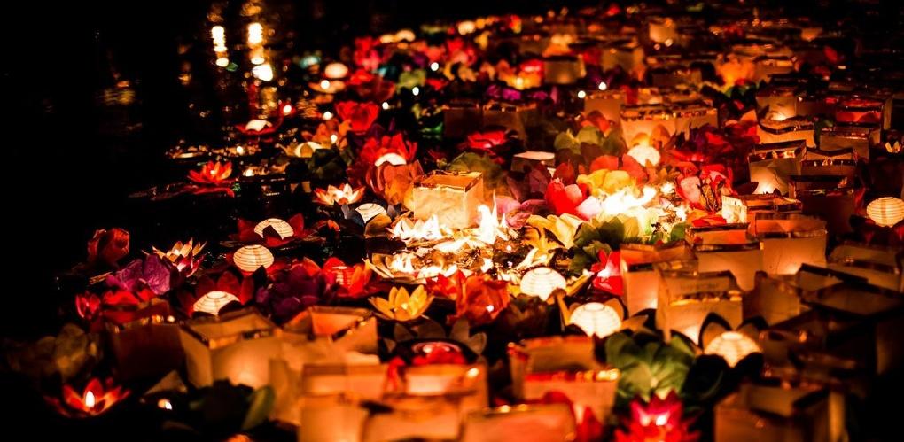 Тамбовчан приглашают на фестиваль водных фонариков