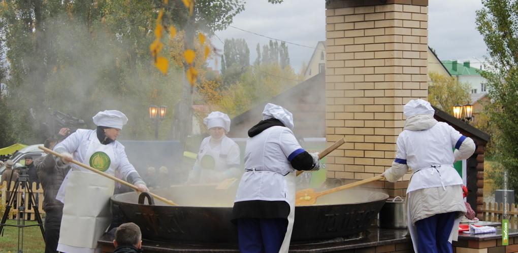 На следующей Покровской ярмарке тамбовчан будут угощать не пустой картошкой