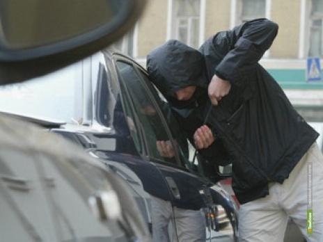 Полицейские Тамбовщины нашли угнанную машину