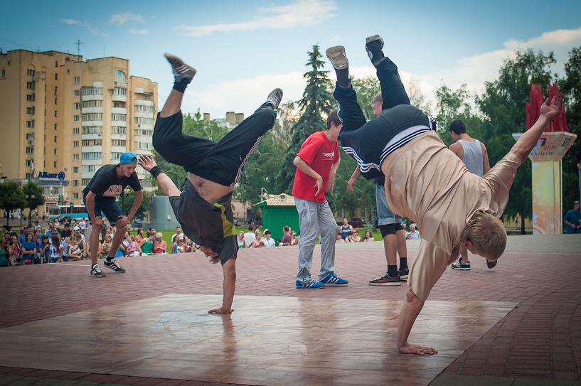 Фестиваль «Танцуй, Тамбов-2» вышел на финишную прямую