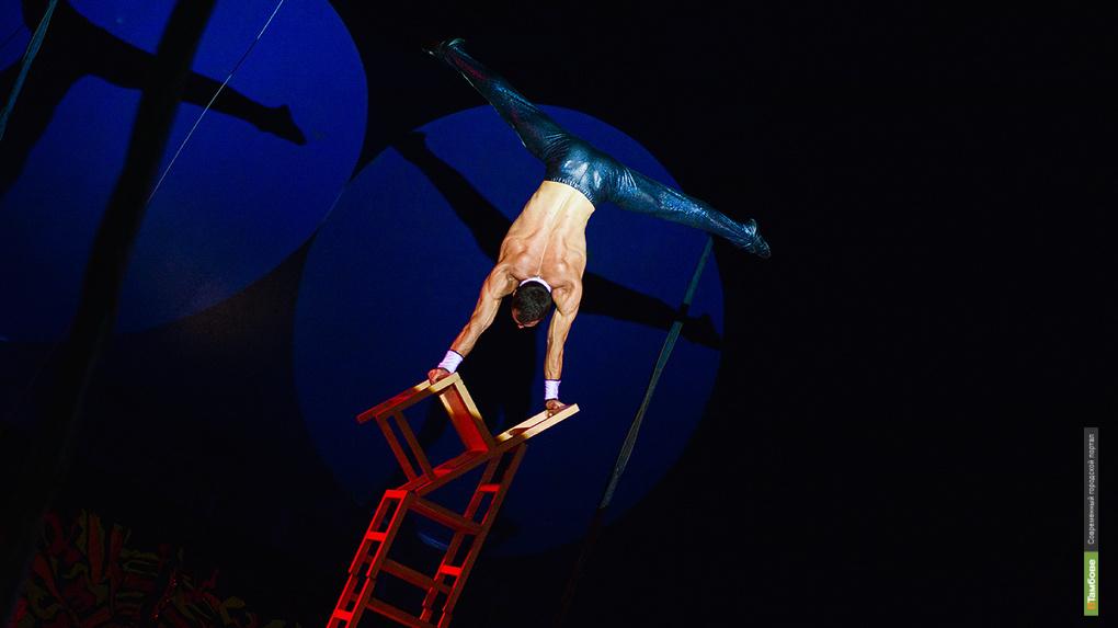 «Волки в городе»! Захватывающее представление от большого российского цирка!