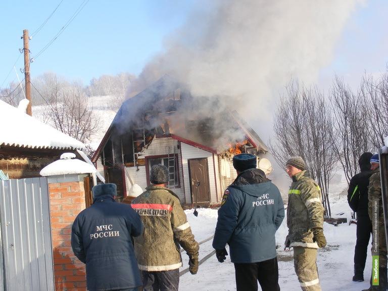 Четыре тамбовчанина погибли в огне