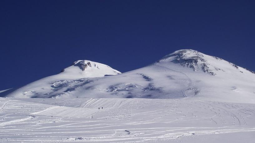 Тамбовская экспедиция поднималась на Эльбрус в экстремальных условиях