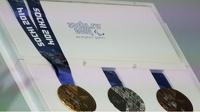 На медали для сочинской Олимпиады уйдет три килограмма золота