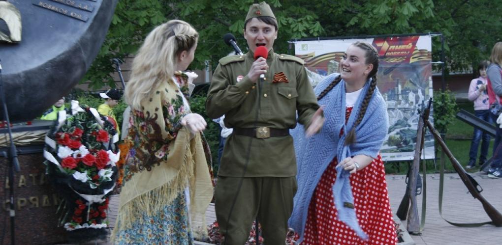 7 дней Победы: молодежный театр рассказывает военные истории