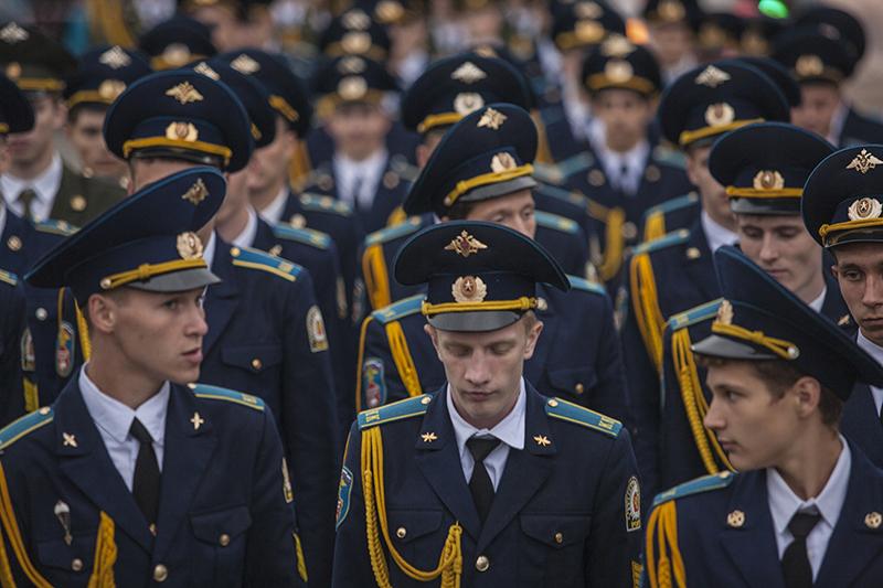В Уварово в четвёртый раз пройдёт всероссийский фестиваль «Кадетская симфония»