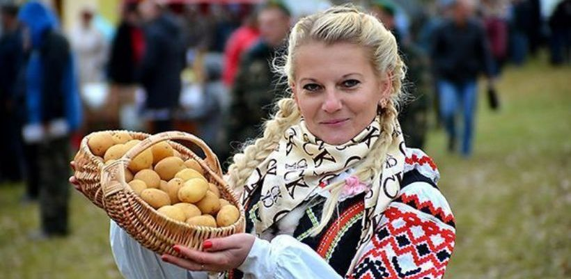Тамбовчан приглашают на «Картошкины именины»