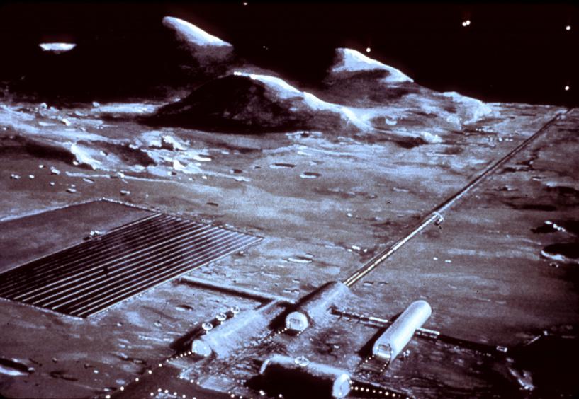 На Луне может появиться российская колония