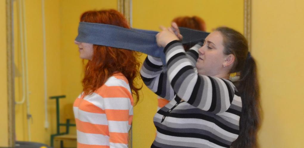 Молодежный театр проводит мастер-классы для студентов Тамбовского филиала РАНХиГС