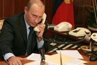 Путин и Обама обсудили кризис на Украине по телефону