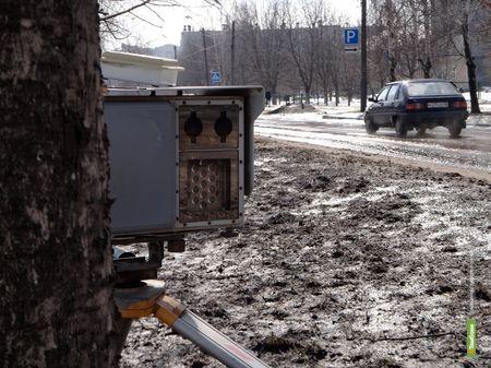 """Автоинспекторы в Тамбове вооружатся дополнительными """"треногами"""""""