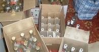 Мичуринские полицейские «прикрыли» подпольный алкомаркет