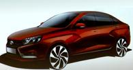 Благая весть: АвтоВАЗ показал предсерийный прототип новой Lada Vesta