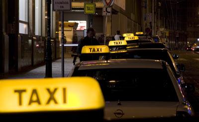 Тамбовчанам разрешили ездить на такси в другие регионы