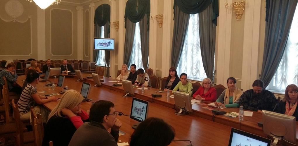 Представители Тамбовского филиала РАНХиГС приняли участие в семинаре-практикуме по социальному предпринимательству