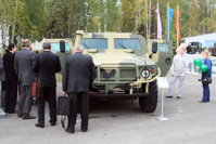 Russian Expo Arms - 2011 в ожидании Путина