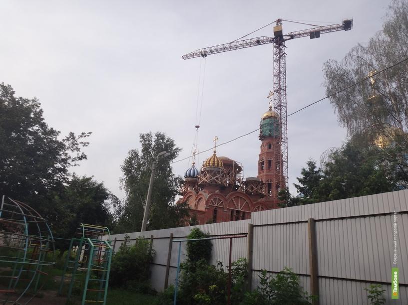 Тамбовская епархия не разглашает имена своих застройщиков