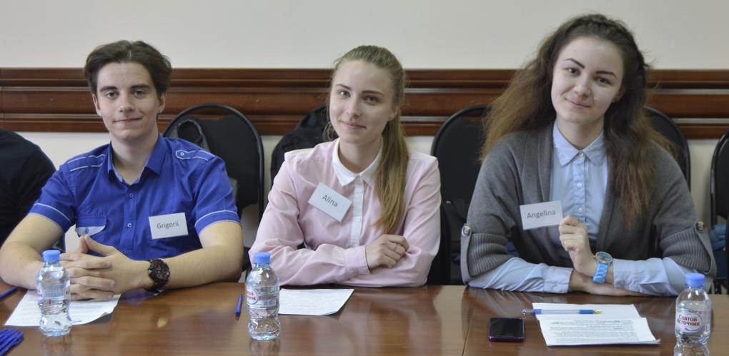 В Тамбовском филиале РАНХиГС прошла межвузовская олимпиада по английскому языку