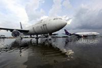 Как в фильме ужасов. Аэропорт Бангкока ушел под воду