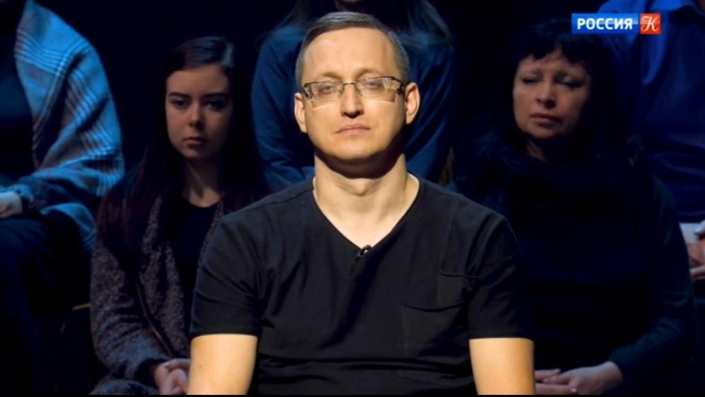 Тамбовчанин сыграл в интеллектуальном шоу «Гений» на телеканале «Культура»