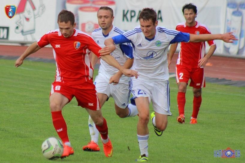 Футбольный матч «Тамбов» - «Факел» перенесли на более раннее время