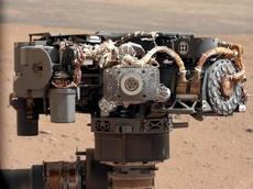Curiosity сфотографировал солнечное затмение с Марса