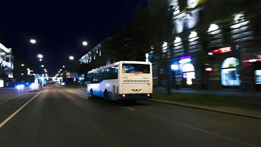 После Дня молодежи тамбовчан развезет по домам дополнительный транспорт. Схема расстановки
