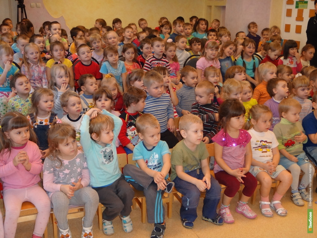 Власти Тамбова сэкономят на детсадах