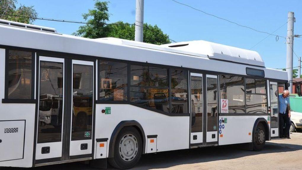 В Тамбове вышли на маршруты автобусы с кондиционерами
