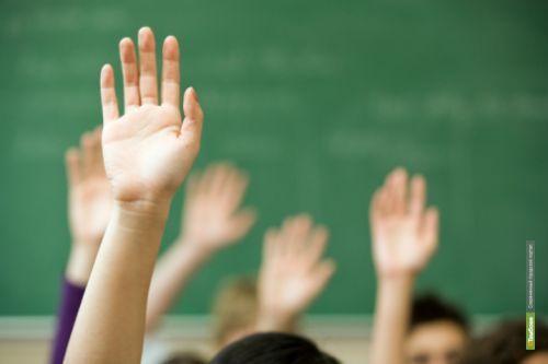 80% тамбовских школьников учатся в полностью оборудованных учреждениях
