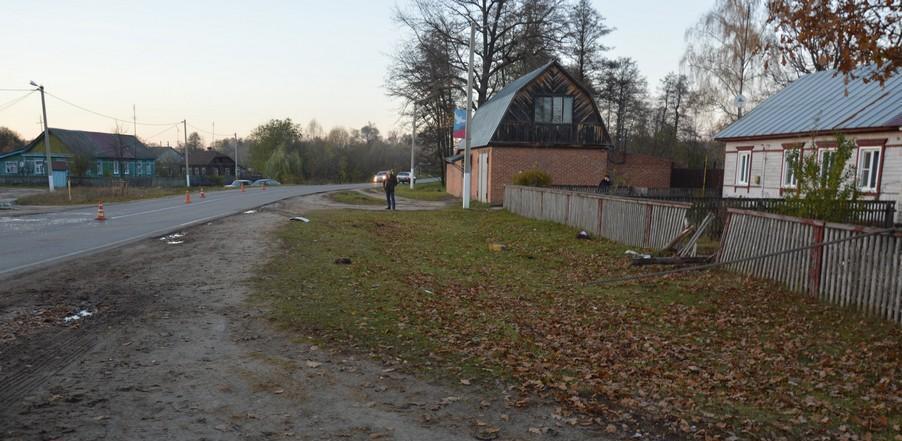 Пьяный полицейский в Сосновке сбил 9-летнюю девочку