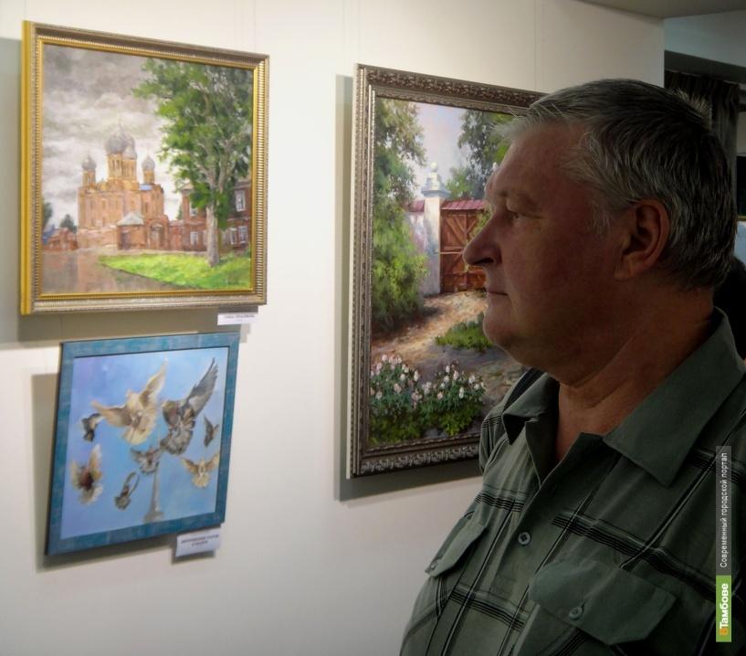 Художница ТГУ стала победительницей Российской недели искусств